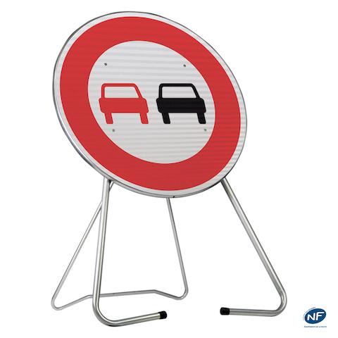 panneau de chantier b3 interdiction de d passer delta gr. Black Bedroom Furniture Sets. Home Design Ideas